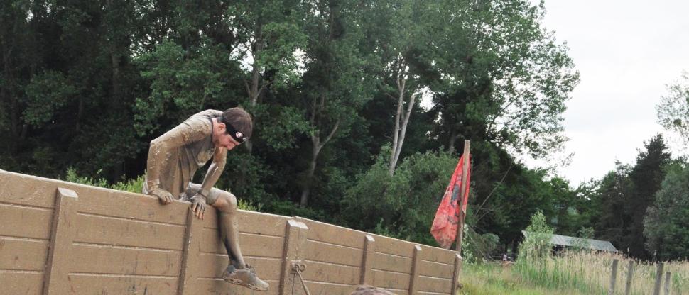 obstacle race spartan race jablines mur