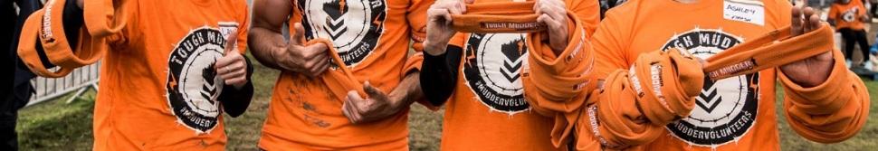 Volontaire tough mudder