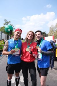trois marathoniens team stimium